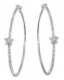 DIAMOND HOOPS  (SE431)