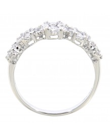 FLORAL DIAMOND RING (TR1303)