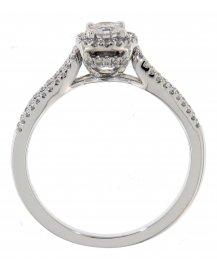 ENGAGEMENT DIAMOND  RING (TR1526)