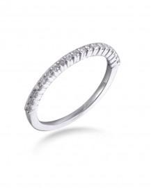 SIMPLE WEDDING BAND (TR1581)