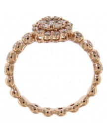 ROUND DIAMOND RING (TR1637)