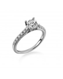 SEMI MOUNT ENGAGEMENT RING (TR1700A)