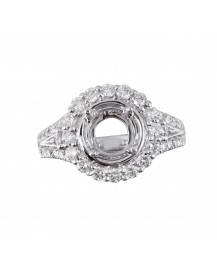 SEMI MOUNT ENGAGEMENT RING (TR1787)
