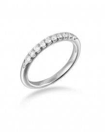 DIAMOND WEDDING BAND (TR2060B)