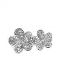 FLORAL DIAMOND RING (TR2192)