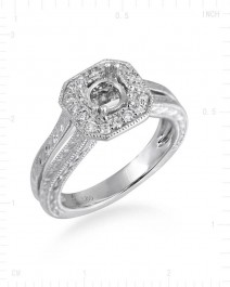 DESIGNER ENGAGEMENT RING (TR2386A)