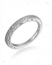 DESIGNER WEDDING BAND (TR2386B)