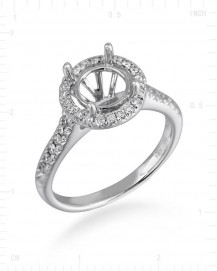 SETTINGS ONLY ENGAGEMENT RING (TR2391A)