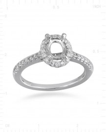 SIMPLE ENGAGEMENT RING (TR2394A)