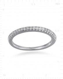 SIMPLE WEDDING BAND (TR2394B)
