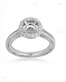 ENGAGEMENT RING  (TR2397A)