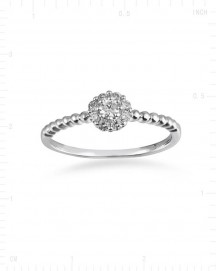 ELEGANT DIAMOND RING (TR2464)