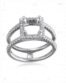 ELEGANT ENGAGEMENT RING (TR2478A)