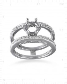 SIMPLE ENGAGEMENT RING (TR2498)