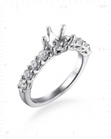 SIMPLE ENGAGEMENT RING (TR2514A)