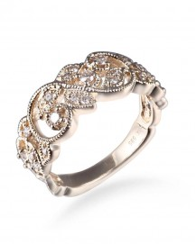 VINTAGE DIAMOND RING (TR2605)