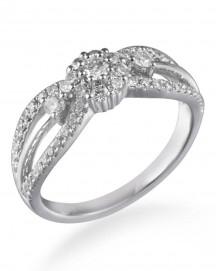 CLUSTER DIAMOND RING (TR2625)