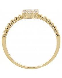 SIMPLE DIAMOND RING (TR2703)