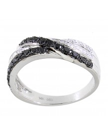 BLACK DIAMOND RING (TR2803)
