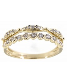 MODERN DIAMOND RING (TR2810)