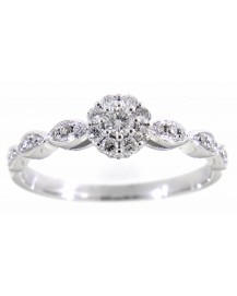 SIMPLE DIAMOND RING (TR2850)