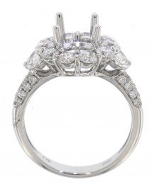SEMI-MOUNT DIAMOND RING (TR2999)