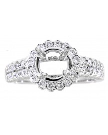DIAMOND ENGAGEMENT RING (TR3002)