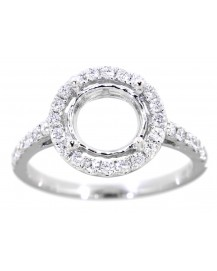 SETTINGS ONLY ENGAGEMENT RING (TR3068)