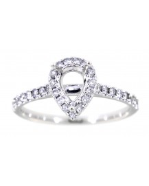 SEMI MOUNT ENGAGEMENT RING (TR3285A)