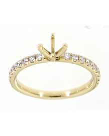 SEMI MOUNT DIAMOND RING (TR3358)