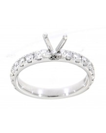 SEMI MOUNT DIAMOND RING (TR3360)