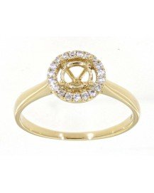 SEMI MOUNT DIAMOND RING (TR3367)