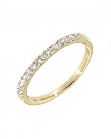 DIAMOND WEDDING BAND (TR3369B)