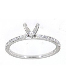 SEMI MOUNT ENGAGEMENT RING (TR3410A)