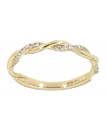 WEDDING DIAMOND BAND (TR3414B)