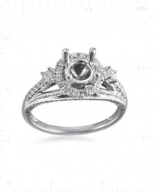 ROYAL ENGAGEMENT RING (TR644)
