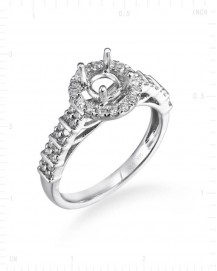 ENGAGEMENT RING (TR669A)