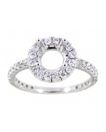DIAMOND ENGAGEMENT RING (TR691A)