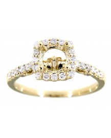 VINTAGE DIAMOND RING (TR724)