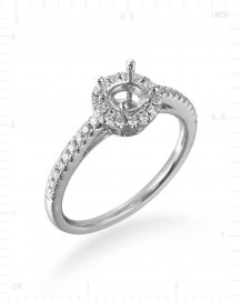 ENGAGEMENT RING (TR820)