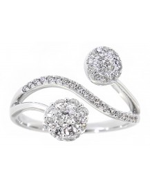 CLUSTER DIAMOND RING (TR2793)