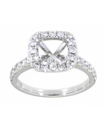 SEMI MOUNT ENGAGEMENT RING (TR3371)