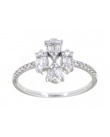 DESIGNER DIAMOND RING (TR3452)